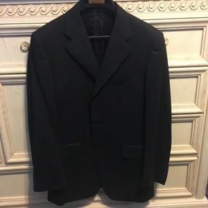 Canali Blazer Black Triple button